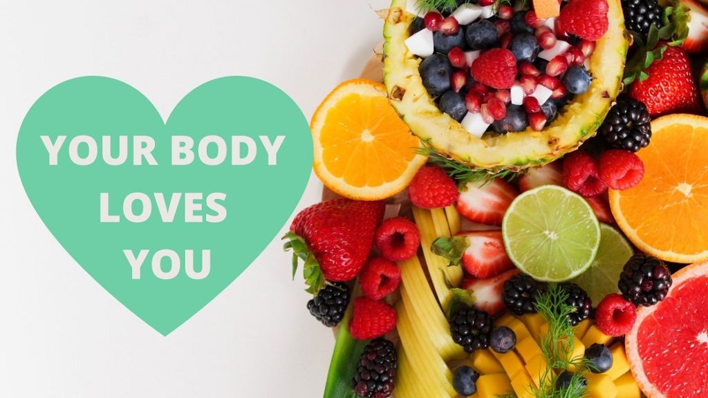 Did you know that your body loves you?