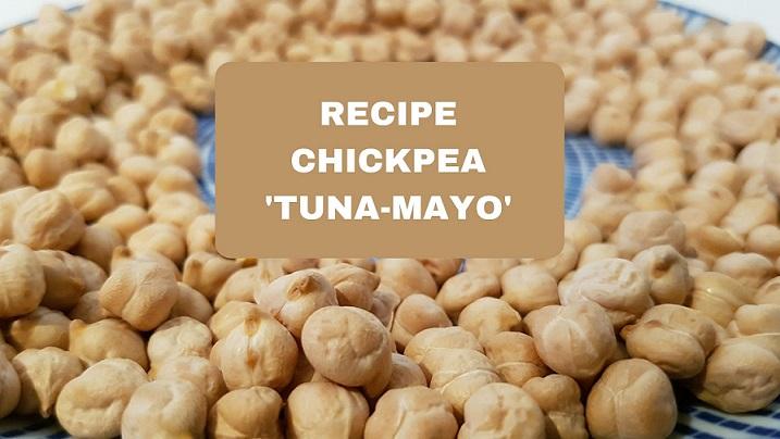 """Chickpea """"Tuna Mayo"""" Recipe"""